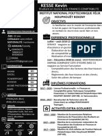 CV (TCF) - KESSE KEVIN