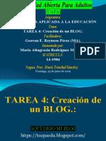 María Altagracia Rodríguez Martínez-ACTIVIDAD 4-TECNOLOGÍA APLICADA A LA EDUCACIÓN