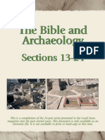 Bible and Archeology