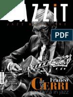 Jazz It Magazine Nr.13 2014 MayJune frat. Franco Cerri