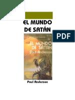 Anderson, Poul - El Mundo de Satan