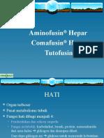 Aminofusin Hepar-Comafusin Hepar