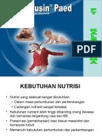 Aminofusin Ped & EntraKid
