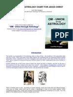 Astrology of Jesus Christ