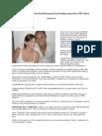 Angelica Panganiban and Derek Ramsay deny breakup reported in PEP Alerts