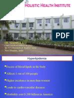 Presentation by Dr  Madhur Rai - Case studies of patients practising Sahaja Yoga meditation