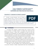 Texto base 1  - Cidadania e Interculturalismo