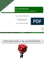 Diapositiva 4 - Teoria de conjunto (espacios muestrales)