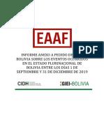 Informe Anexo Para GIEI Bolivia 2021