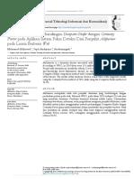 Penerapan Metode Perbandingan Dempster-Shafer dengan Certainty Factor pada Aplikasi Sistem Pakar Deteksi Dini Penyakit Alzheimer pada Lansia Berbasis Web