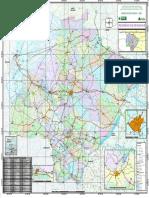 Mapa MS 2021 Regionais
