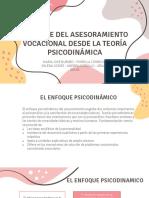 Enfoque Psicodinámico (2)