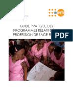 Midwifery Programme Guidance French Version. Final 2014