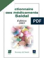 Dictionnaire Saidal