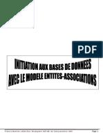 base de donnees  et le modele entite-association_levraicoursdocx