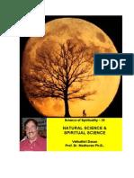 Natural & Spiritual Science - SoS 29