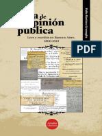 Martinez Gramuglia - La Forja de Una Opinion Publica