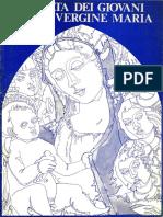 Spartiti - Cantata Dei Giovani Per La Vergine Maria