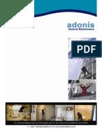 Adonis- GM Profile