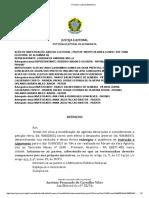 Altamira - AIJE de Loredan contra Claudomiro