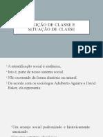 Posição de classe e situação de classe