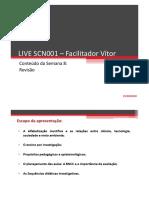 Live Professor Vitor 25-09-20