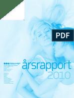 Helseutvalget Årsrapport 2010