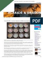 Acarajé & Dragons_ Tormenta RPG - Os Doze Talismãs de 伏藏龙 (Funcanglong)