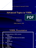 Circuit design and simulation with vhdl pdf