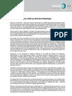 Pressemitteilung LASIK - Rechnen sich die Kosten einer Lasik 2011-03-31