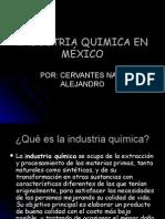 INDUSTRIA QUIMICA EN MÉXICO