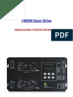 PMSM Door Drive