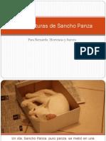 Las Aventuras de Sancho Panza