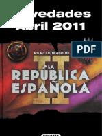 Novedades Abril 2011 Susaeta