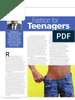 IBF Mar 11 - Fashion for Teenagers