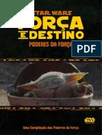 Star Wars RPG - Poderes Da Força