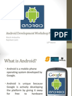 Android 1 PPT