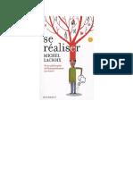 Se R閍liser Petite Philosophie de L閜anouissement Personnel by Lacroix Michel
