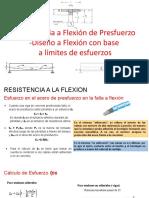 17. Resistencia a Flexión y Diseño a Flexión a estado límite de esfuerzos