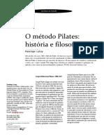 O método Pilates_ história e filosofia