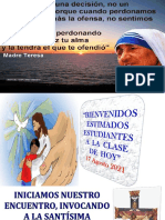 PROMOVEMOS EL VALOR DEL PERDÓN