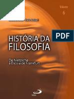 História Da Filosofia - Volume 6