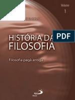 História Da Filosofia - Volume 1