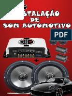 CURSO INSTALAÇÃO DE SOM AUTOMOTIVO - Apostila - 1