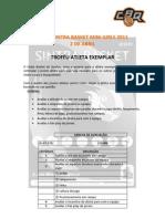 SINTRA BASKET - 2 DE ABRIL - TROF+ëU ATLETA EXEMPLAR