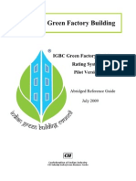 IGBC Green Factory Building Rating System