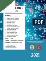 GRUPO 01 - CASO CLÍNICO 3 - TBC + MENINGITIS + AUTOEVALUACIÓN