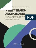 doc 3 aproximaciones a las metodologias del trabajo inter y transdisciplinario