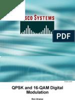 QPSK and 16-QAM