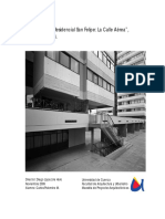 Maestría Movimiento Moderno Perú - Arq. Carlos a. Palomino Medina